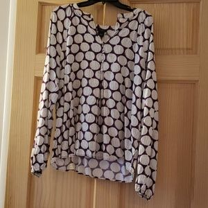 Long sleeve pattern shirt